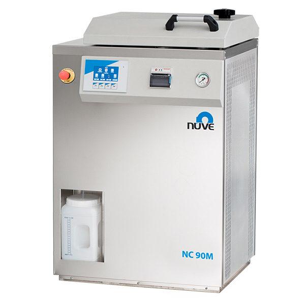 Паровой стерилизатор NUVE NC 90M
