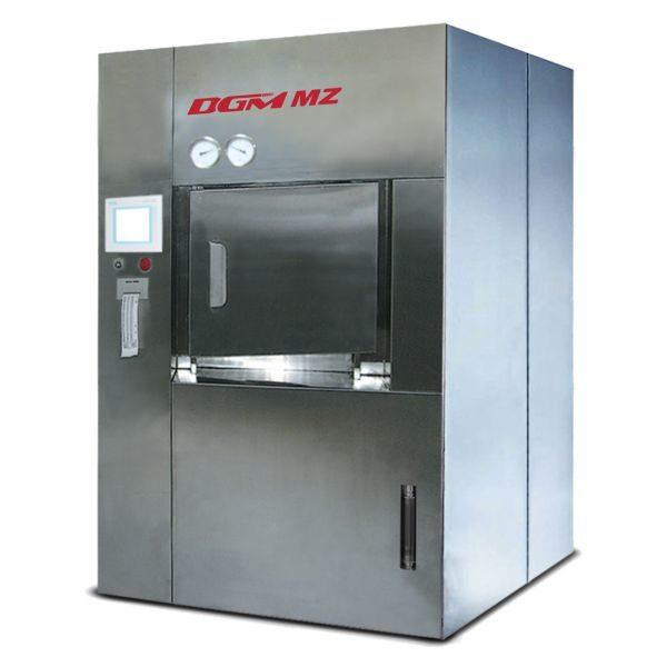 Установки для обеззараживания медицинских отходов DGM MZ-1000